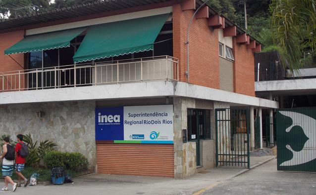 62154846f Sede da Superintendência Regional Rio Dois Rios